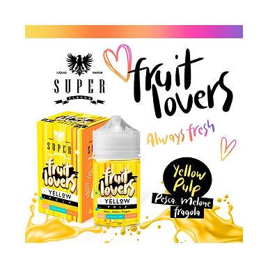 Super Flavor Yellow Pulp  Mix&Vape 50 Ml.