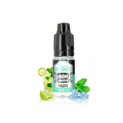 Eliquid France Aroma Concentrato Mojito 10 Ml.