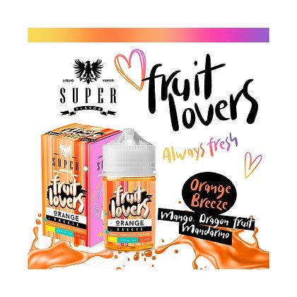 Super Flavor Orange Breeze  Mix & Vape 50 Ml.