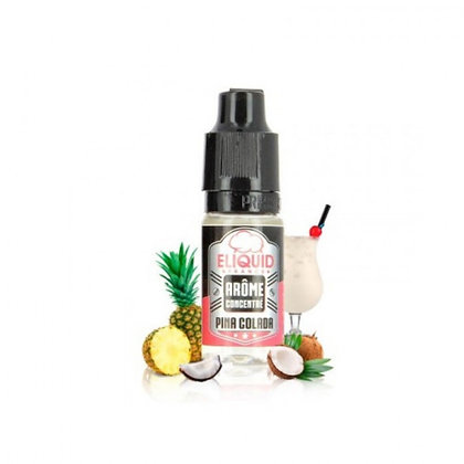 Eliquid France Aroma Concentrato Pina Colada 10 Ml.