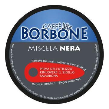 90 Capsule Caffè Borbone Miscela NERA Compatibili  Nescafé Dolce Gusto