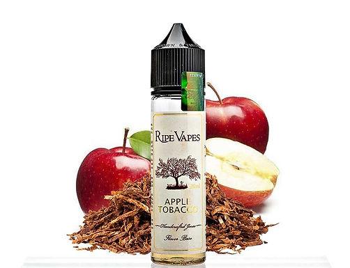Ripe Vapes Apple Tobacco - Vape Shot - 20ml
