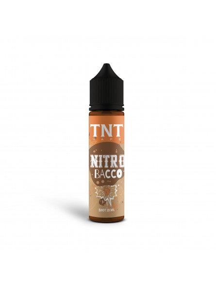 TNT Vape Nitro Bacco Shot Series 20 Ml.