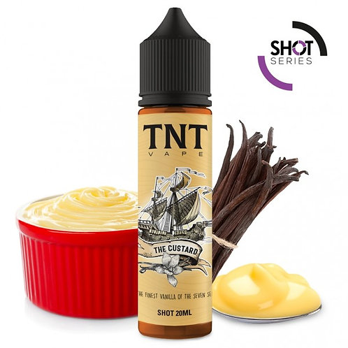 TNT Vape The Custard - Vape Shot - 20ml