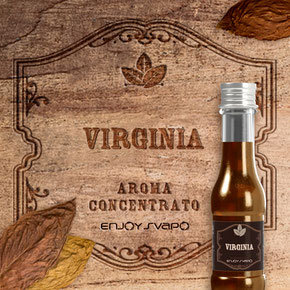Enjoy Svapo Virginia Estratto di Tabacco Aroma Concentrato 20 Ml.