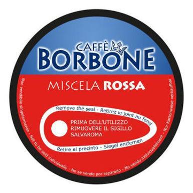 90 Capsule Caffè Borbone Miscela ROSSA Compatibili  Nescafé Dolce Gusto