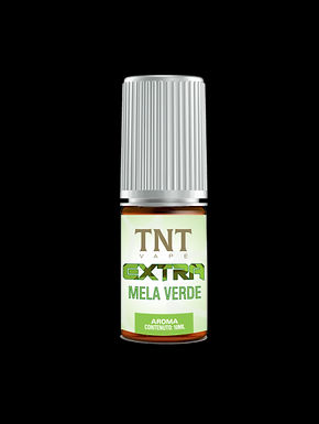 TNT Vape Extra Mela Verde Aroma Concentrato 10 Ml.