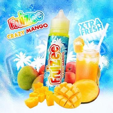 Eliquid France Fruizee Crazy Mango Shot Series 20 Ml.