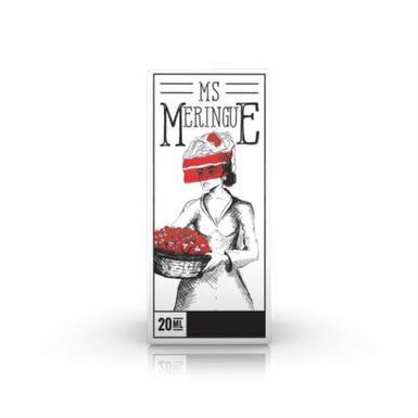 Charlies' Chulk Dust Ms. Meringue Aroma Shot Series