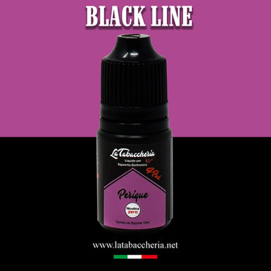 Perique  – Black Line 4Pod – eLiquid 10ml TPD Ready