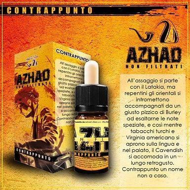 Azhad's Elixirs Aromi Non Filtrati CONTRAPPUNTO 10 Ml.