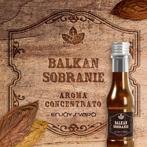 Enjoy Svapo Balkan Sobranie Estratto di Tabacco Aroma Concentrato 20 Ml