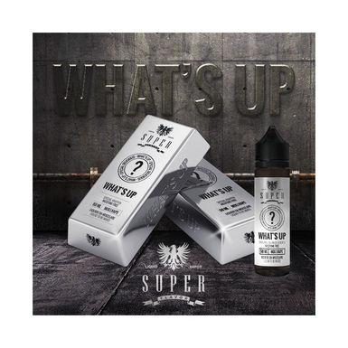 SuperFlavor WHAT'S UP 50ml Mix&vape
