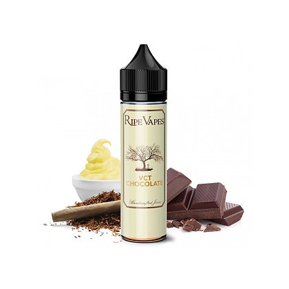 Ripe Vapes VCT Chocolate - Vape Shot - 20ml/50ml