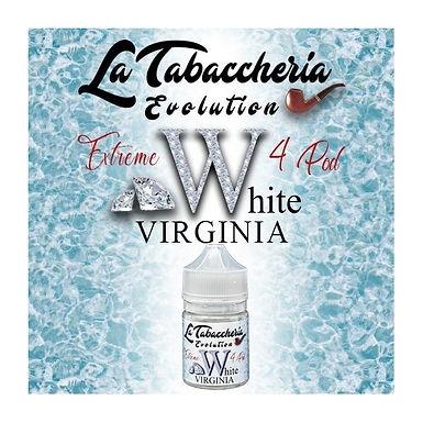La Tabaccheria - Extreme 4 pod - Virginia White - 20ml