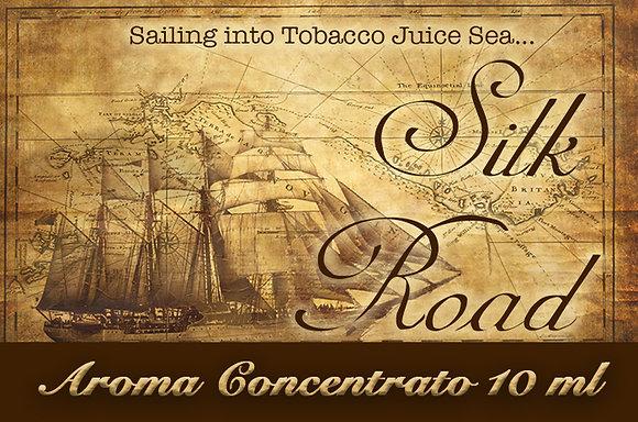 Blendfeel Silk Road – Aroma di Tabacco concentrato 10 ml.