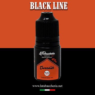 Black Cavendish  – Black Line 4Pod – eLiquid 10ml TPD Ready