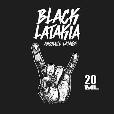 Azhad's Elixirs Back in Black Latakia Shot Series 20 Ml.
