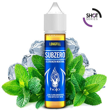 Halo Sub Zero Shot Series 20 Ml.