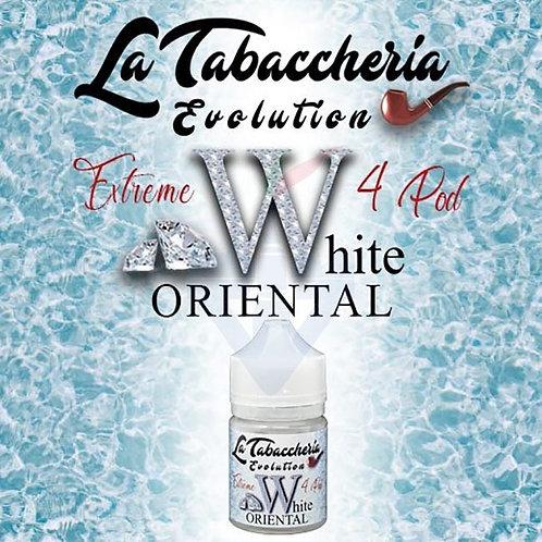 La Tabaccheria - Extreme 4 pod - Oriental White - 20ml