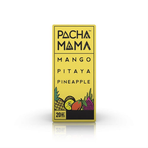 Pacha Mama Mango Pitaya Pineapple Aroma Shot Series