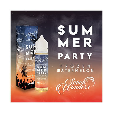 SevenWonders SUMMERPARTY 50ml Mix&vape