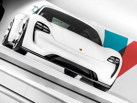 Porsche Taycan - Automotive Photography