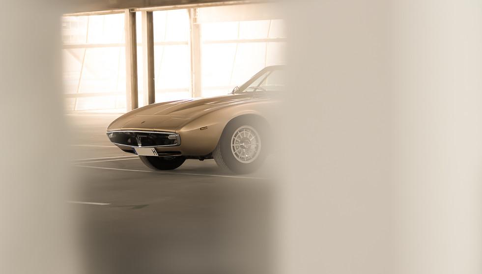 Maserati Ghibli 1968 - Automotive COLOGN