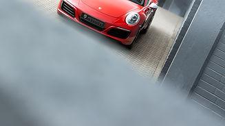 Automotive COLOGNE Porsche 911 Auto Foto