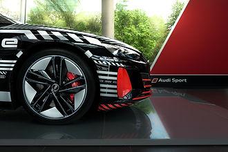 Audi e-tron GT prototype - Automotive CO