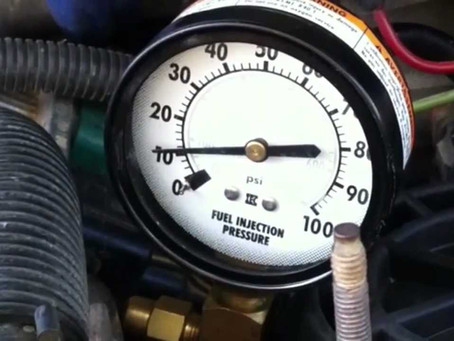 The importance of a fuel pressure gauge