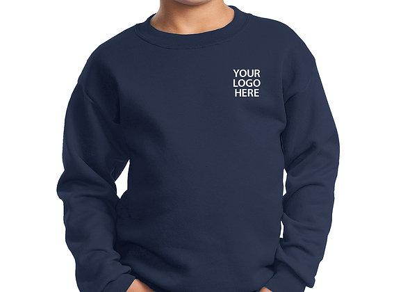 Youth Fleece Crewneck Sweatshirt
