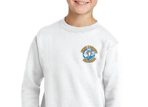 Youth Crewneck Fleece Sweatshirt