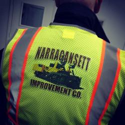 We print on safety vests too