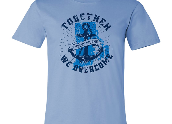 Together We Overcome Unisex T-Shirt