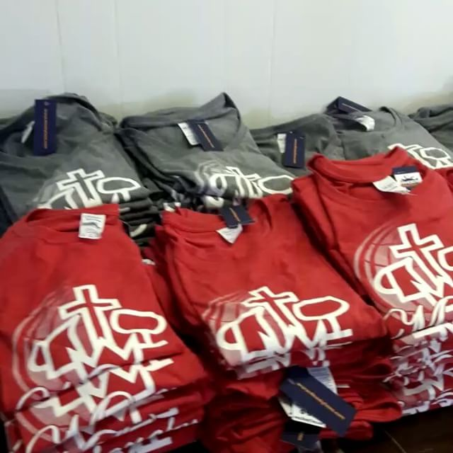 CMA Ladies Ministry T-Shirts Ready!!_#rhodygraphics #rhodytees #customtshirts #customtees #screenpri
