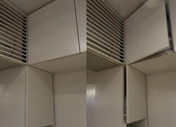 表参道の美容室改修 第二期