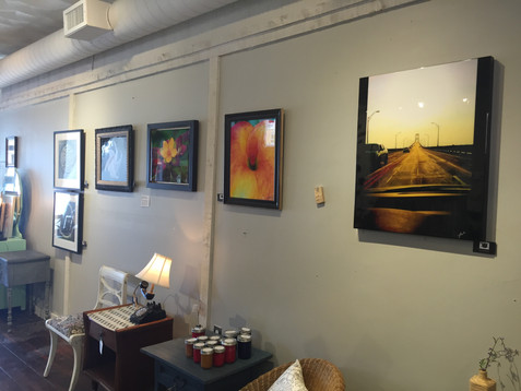 images on display for sale