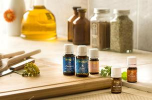Cooking with Young Living Essential Oils in Fanwood