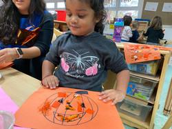 p pumpkin