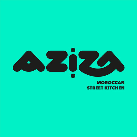 Aziza Logo Design