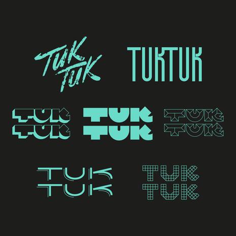Tuk Tuk Logos
