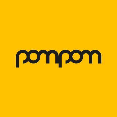 Pompom Logo Design