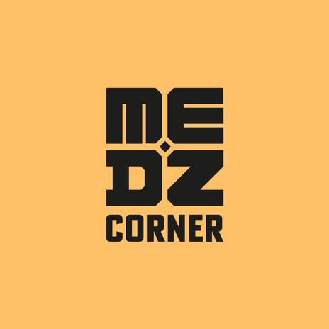 Medz Corner Logo Design