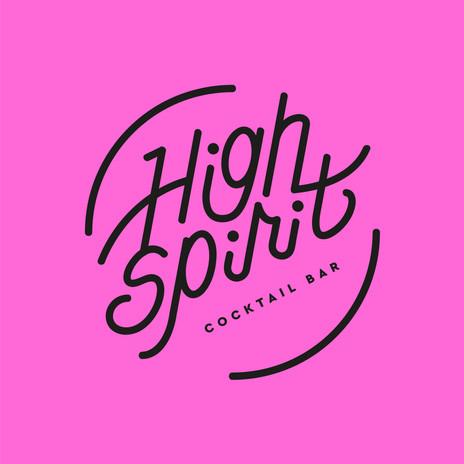 High Spirit Logo Design
