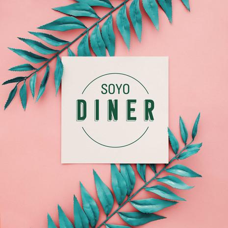 Soyo Diner Logo