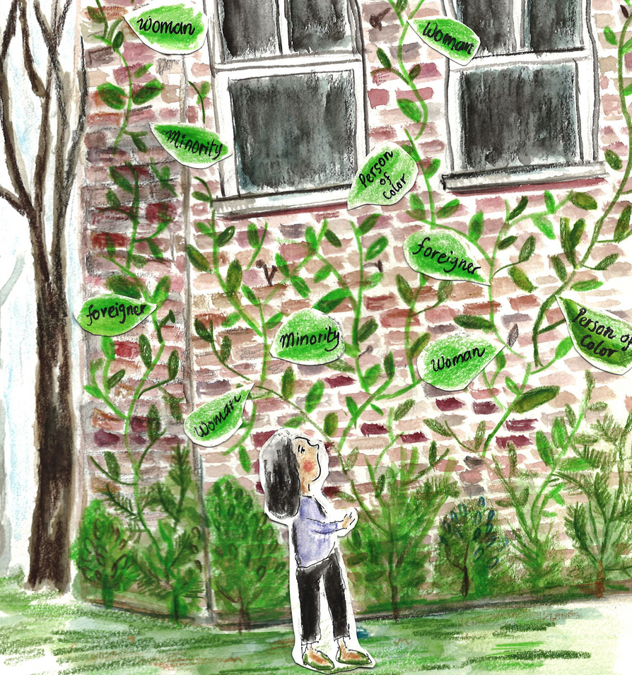 Illustration for an article in Rumpus