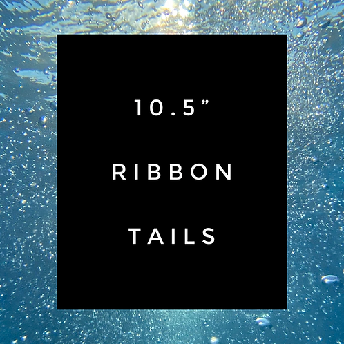 """10.5"""" Ribbon Tail Worms"""