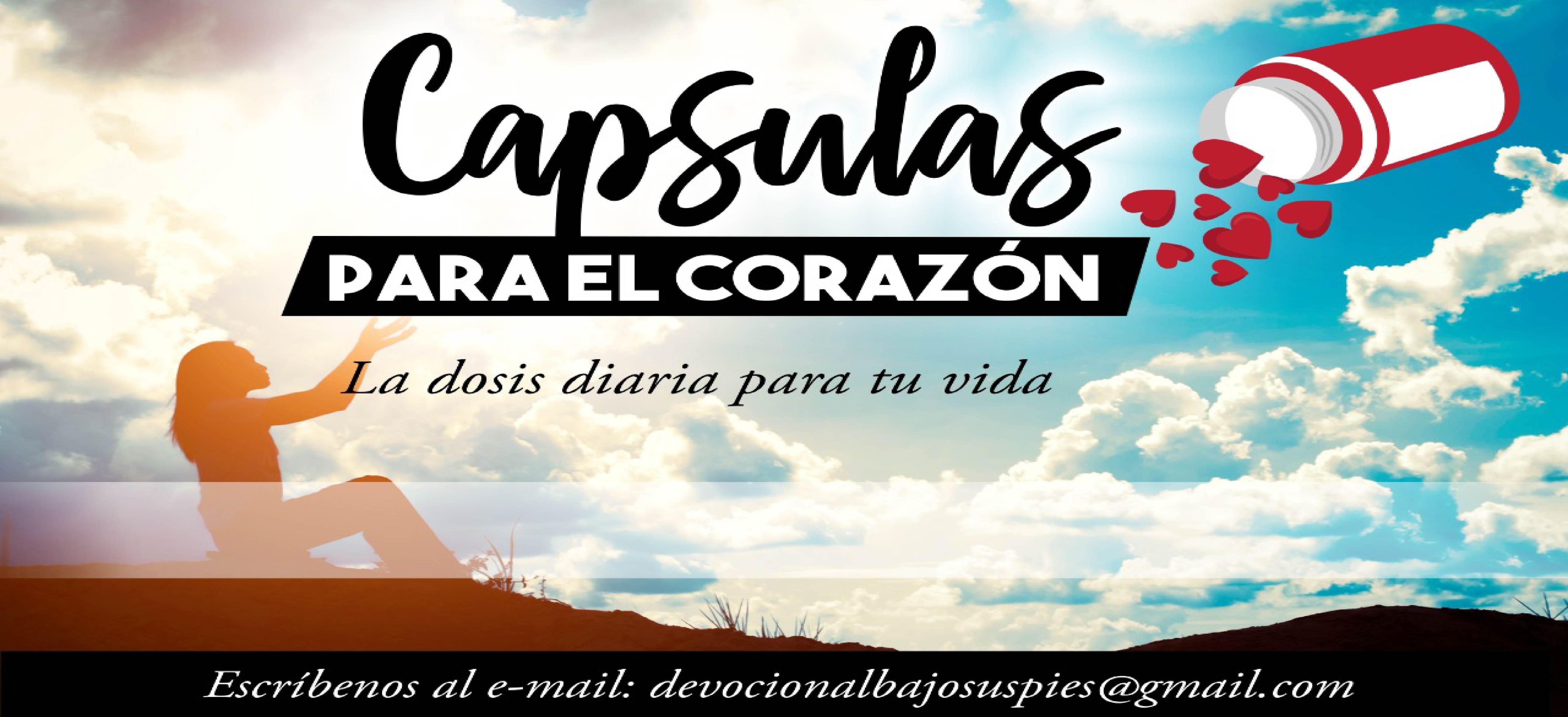 CAPSULAS PARA EL CORAZON