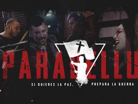 Lanzamiento mundial de Parabellum de Envivo Banda